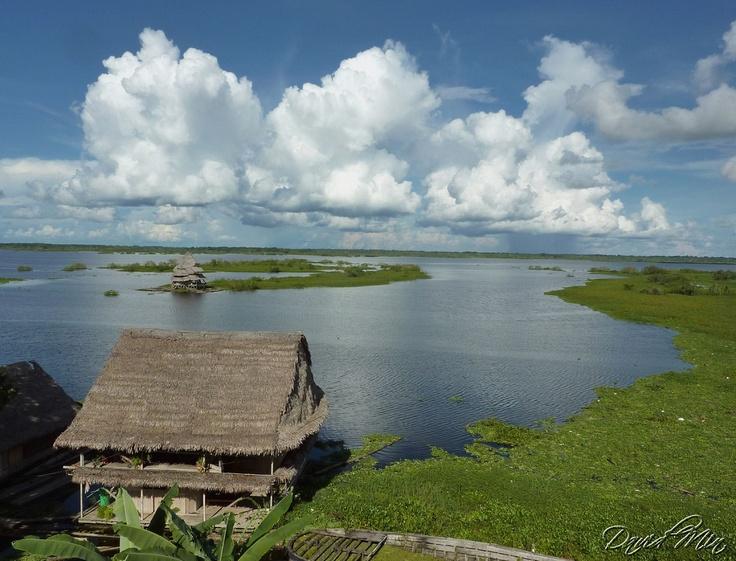 Iquitos, Peru - Amazon River