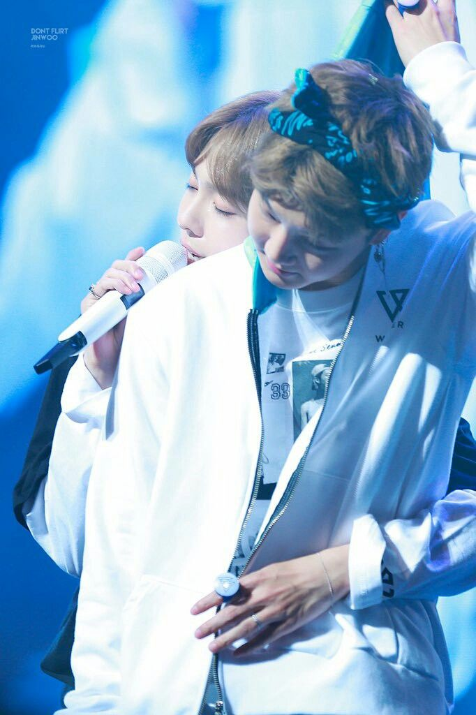 The fansite masternim's name is ironic, Jinwoo is such a