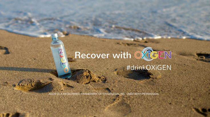Recover with OXiGEN! Top off your oxygen levels for mental clarity, natural energy, and so much more. Find out more about OXiGEN + other tips and tricks to a healthy life at drinkOXiGEN.com/blog