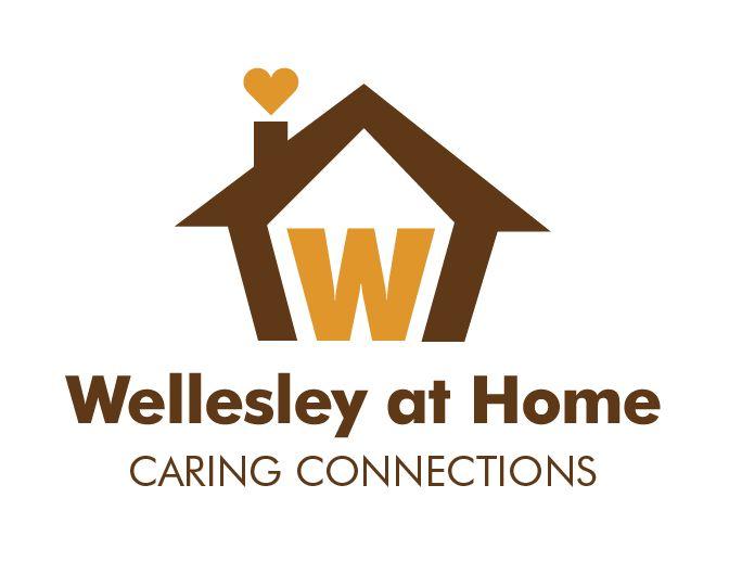 Logo brand for local eldercare service provider.