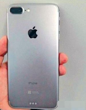 This is a blog post about the highly anticipated iPhone 7 with a leaked photo read more here at http://anewcellphone.com/iphone-7-release-date-and-iphone-7-rumors