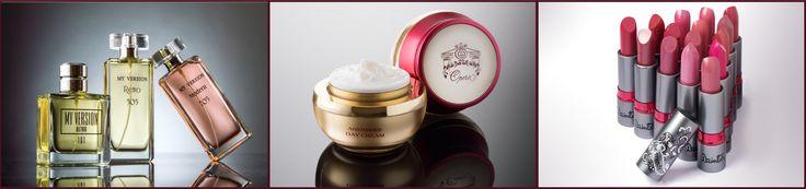 Dzintars biocosmetics and perfumery from Latvia in our e-shop www.plumeria.sk