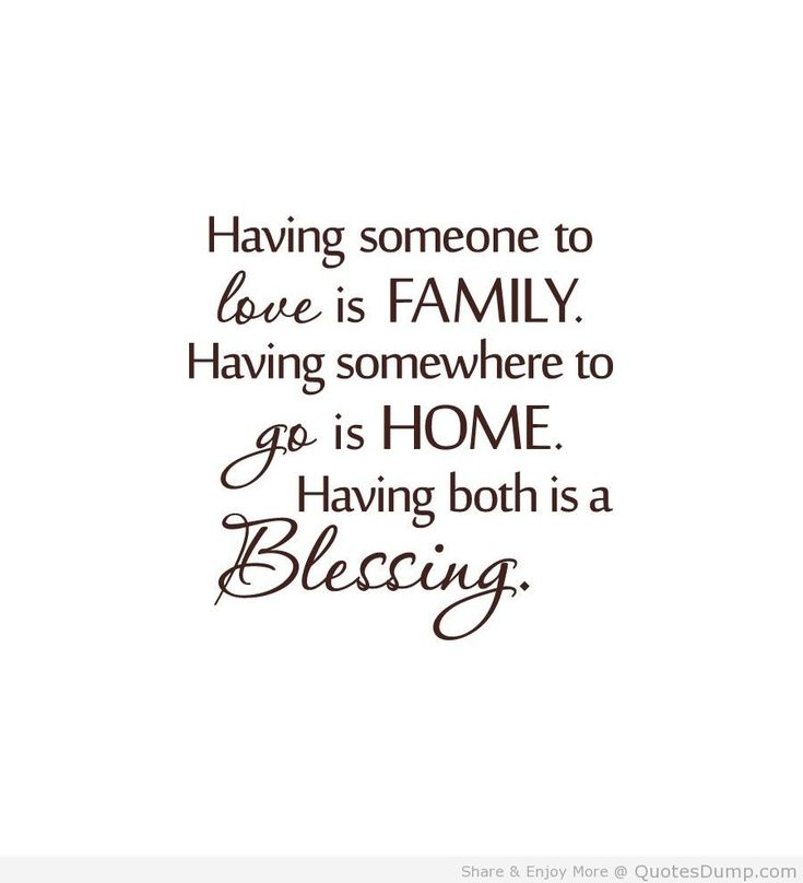 Family Quotes On Pinterest: Cute Quotes About Family. QuotesGram By @quotesgram