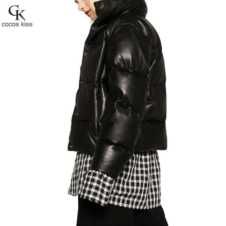 Black Winter Coat Women Long Down Parka Fashion Students Slim Female Clothing Plus Size S-L Thick Jackets