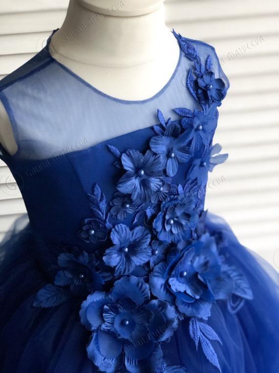 578392375 Blush Pink Flower Girl Dress Blush Flower Girl Dress Birthday | Etsy