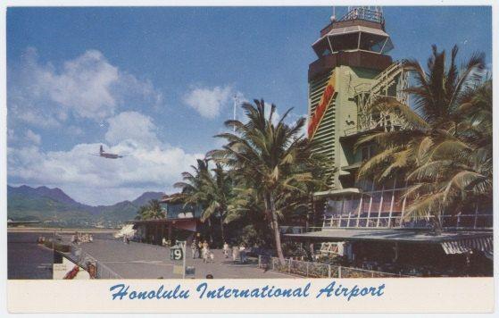 Honolulu International Airport / Hawaii / by BooksPaperAndMore