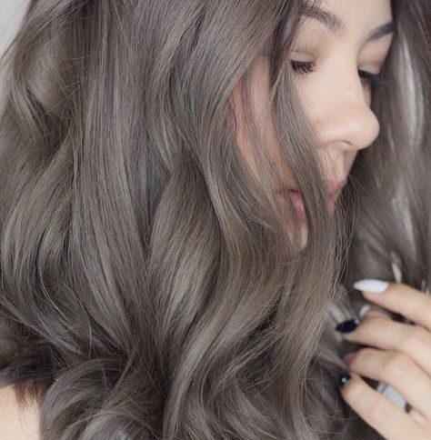 Image result for cool toned brown hair