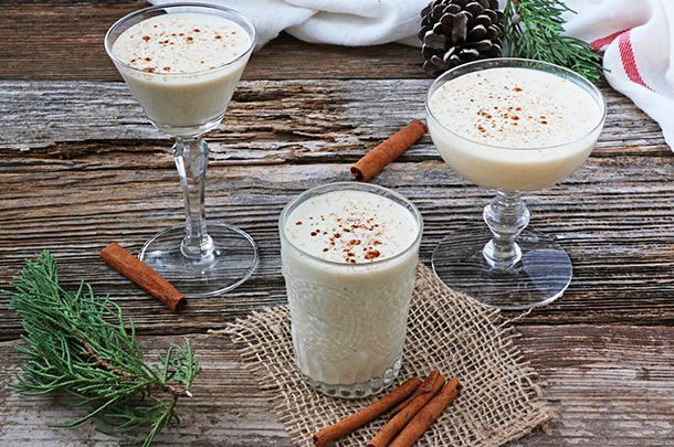 Eggnog - you either love it or you hate it. With this 'best eggnog in the world' recipe from Jamie Oliver, you'll love it! :)