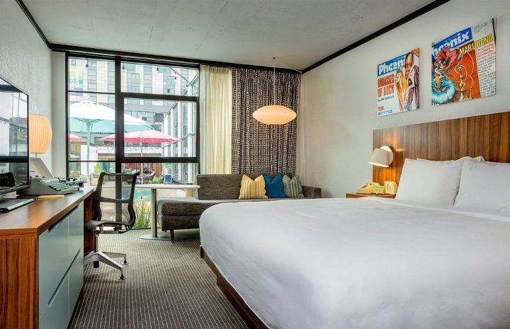 The Verb Hotel - Hotel musicali