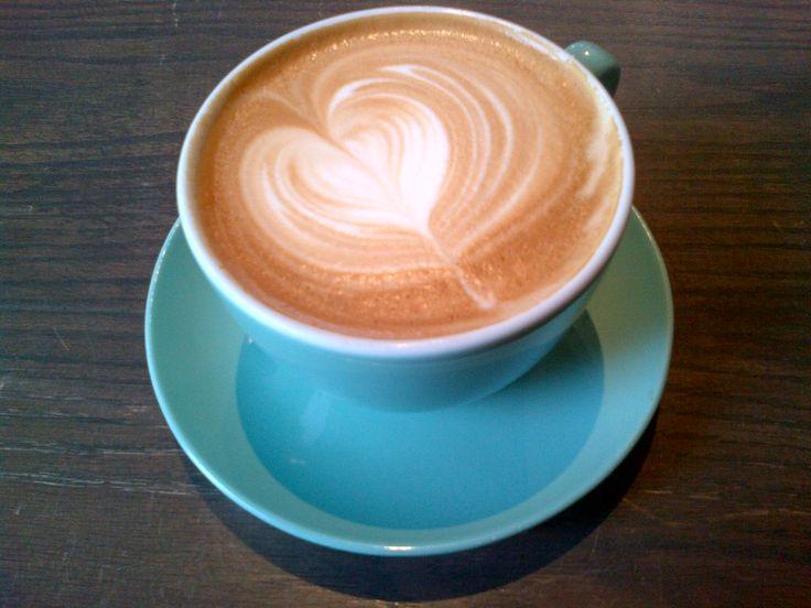@kawacalgary Latte Love
