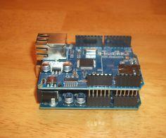 ServDuino - Build Your Own Arduino Web server