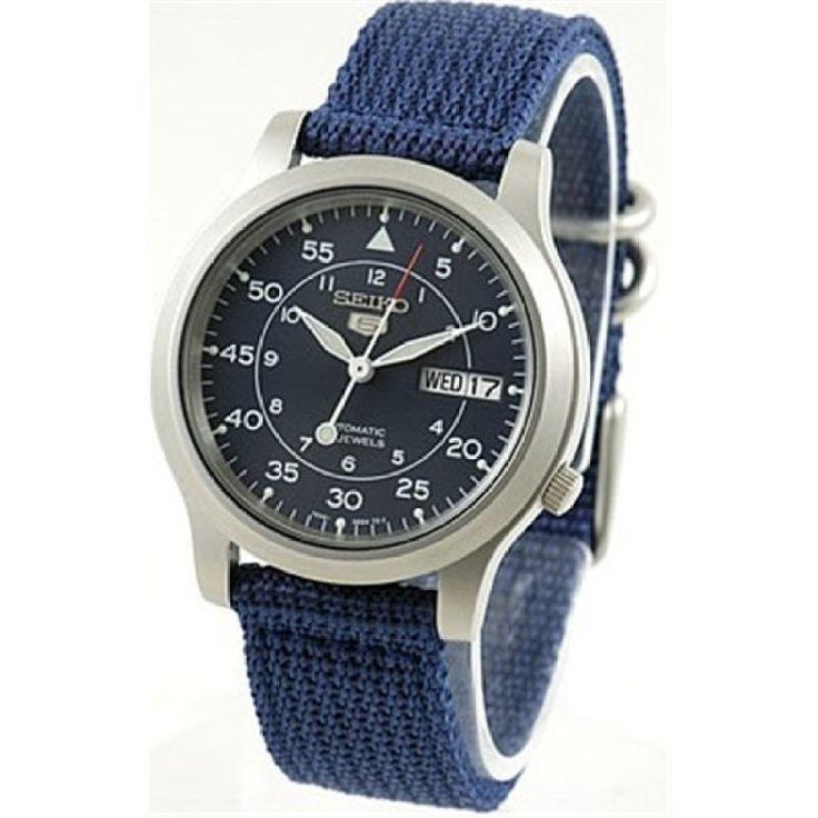น้ำเข้าสินค้า<SP>Seiko 5 Military Automatic รุ่น SNK807K2 - Blue++Seiko 5 Military Automatic รุ่น SNK807K2 - Blue (1 รีวิว) นาฬิกาข้อมือ ดีไซน์ทันสมัย ผลิตจากวัสดุอย่างดี 2,240 บาท -68% 6,900 บาท ช้อปเลย  นาฬิกาข้อมือดีไซน์ทันสมัยผลิตจากวัสดุอย่างดี ...++