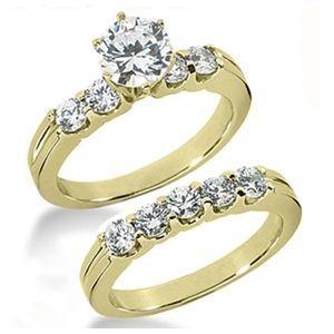 1.50 Karat Diamantringe *Exclusivset No.32*