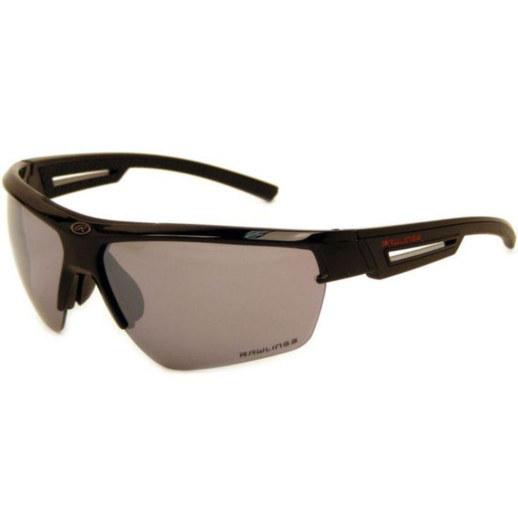 Rawlings 20 Baseball Sunglasses, Black