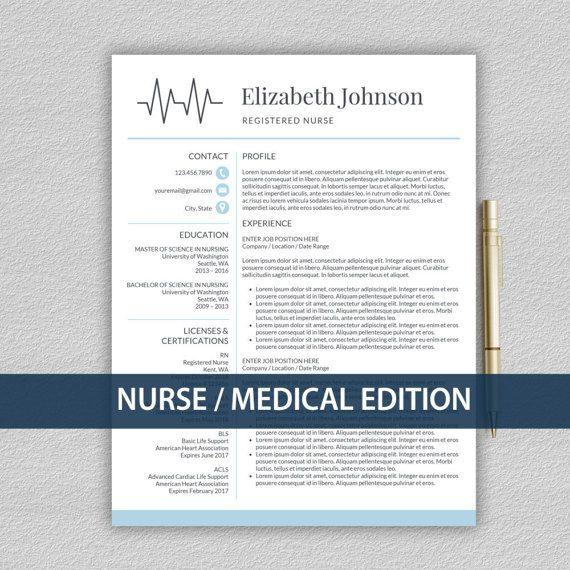 nurse resume template for word medical resume template nurse cv template rn resume doctor resume doctor cv resume template