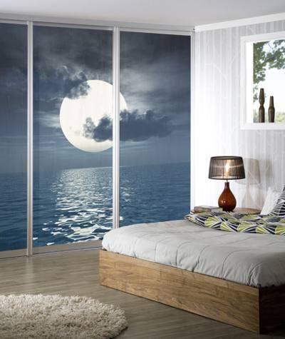 Las 25 mejores ideas sobre ventanas falsas en pinterest for Vinilos dormitorio