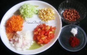 bhel recipe