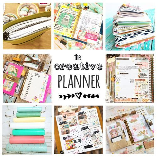 Christy Tomlinson: The Creative Planner Online Workshop