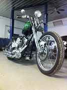 Used 2006 Custom CHOPPER Motorcycles For Sale in Arizona,AZ.
