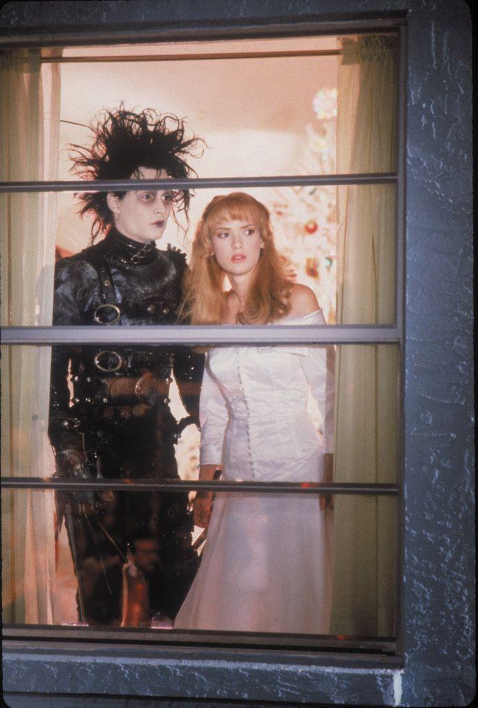 Winona Ryder und Johnny Depp