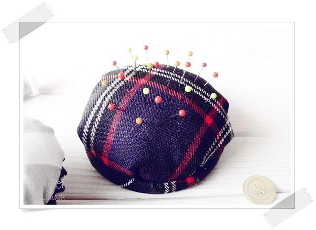 Mobi handmade: Igielnik