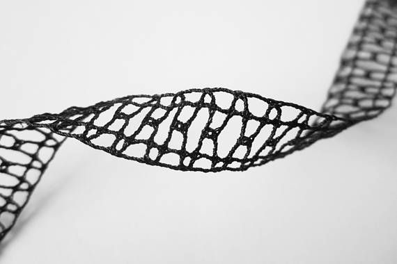 Ajour  Minimalistische geometrische Lace armband
