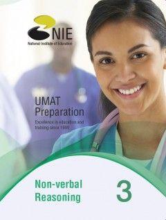 Book 3 : UMAT Non-verbal Reasoning