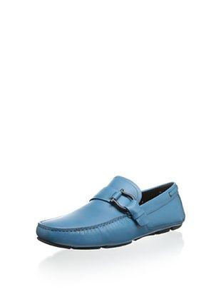46% OFF Salvatore Ferragamo Men's Casual Driver (Light Blue)