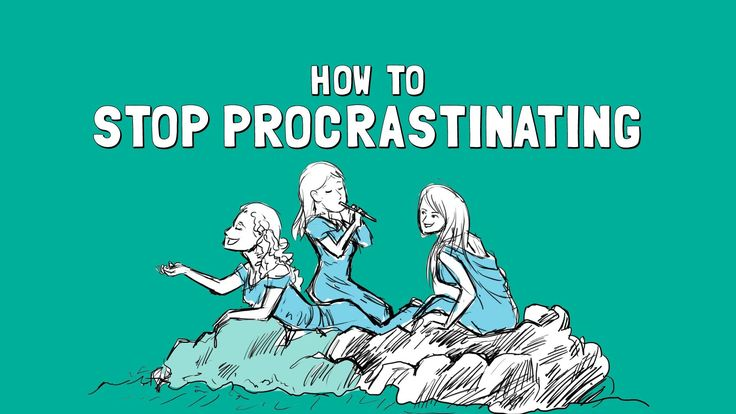 We've all been guilty of this at some point in our lives but if you really want to stop procrastinating, NOW's the time to do it!
