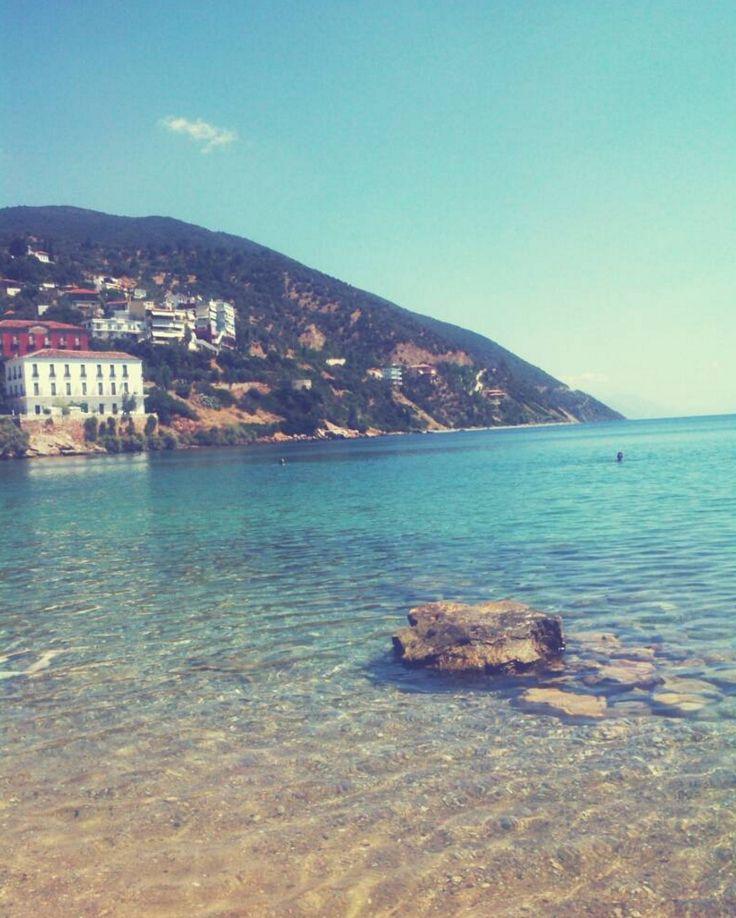 Aidipsos hotel - beaches in edipsos