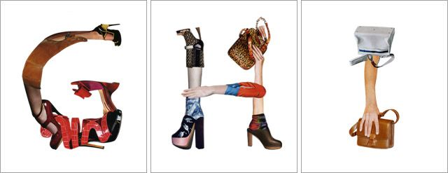 fashion image font series: Abc'S, Font Series, Of The, The Fashionable, Fashion Image