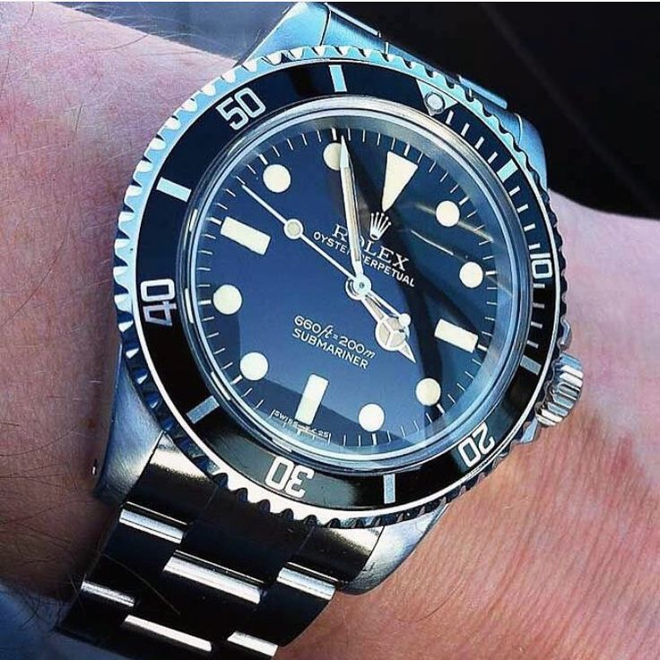"""Rolex submariner no date◼️◻️"""