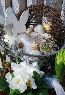mamas kram: Ostern vor der Haustüre
