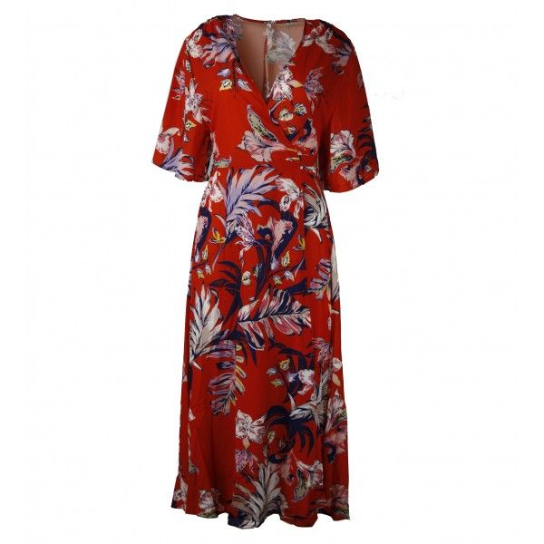 Beniam Lolita Wrap Dress