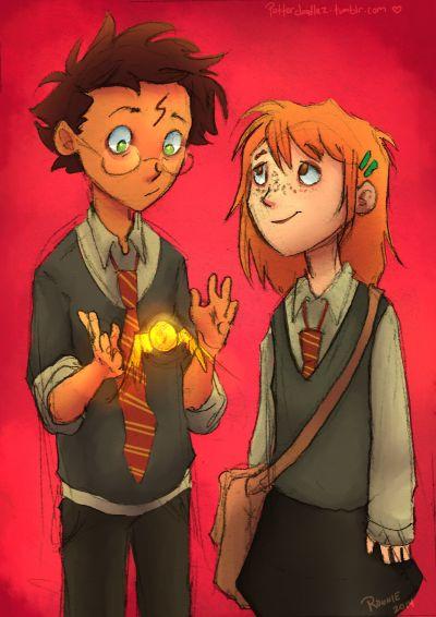 Potter Doodlez