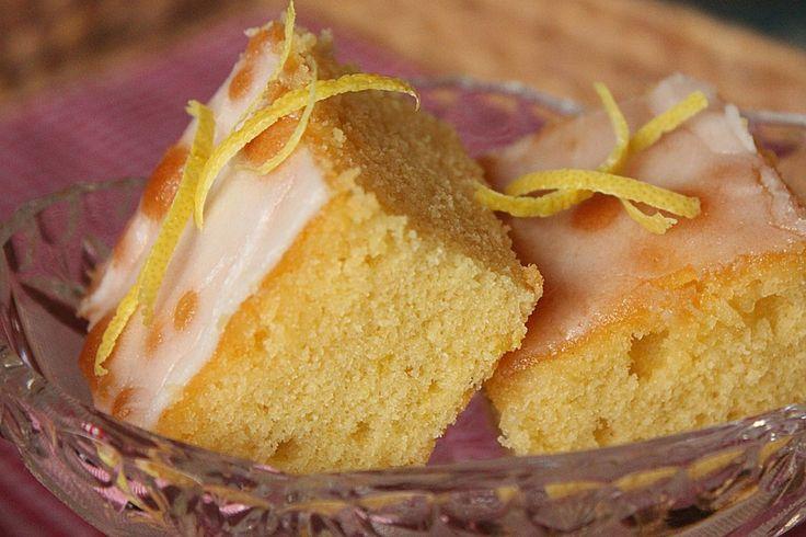 Zitronenkuchen, ein raffiniertes Rezept aus der Kategorie Backen. Bewertungen: 8 …   – Nelia