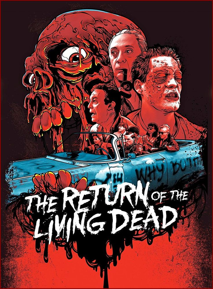 ElOscuroRinconDelTerror The Return of the Living Dead