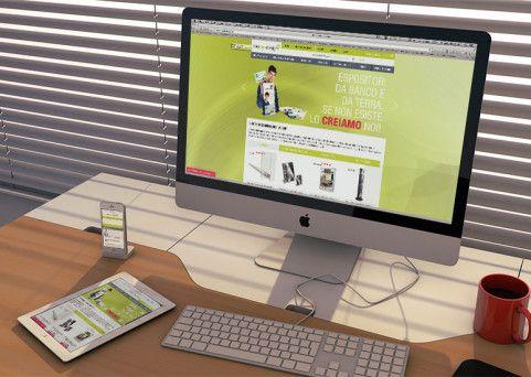 e-commerce for nonsolodesign Shop