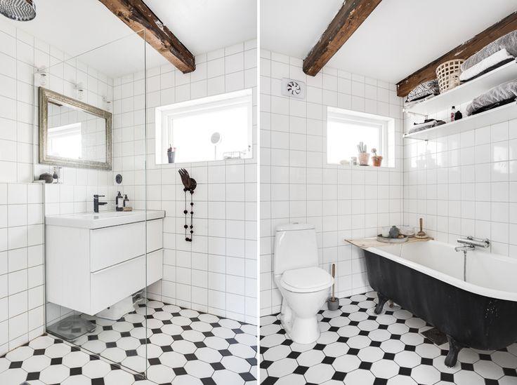 <p>Villa med karaktär uppförd År 1927 med cykelavstånd ner till badet och hamnen. Rejält, måttanpassat kök från Byggfabriken som husets hjärta, här finns gott om plats för det stora sällskapet. Kombinationen av renoverat i smakfulla material, trivsam planlösning och det funktionella gör detta boende än mer attraktivt. Stort badrum med stilfulla detaljer. Ovanplan med toalett, framtagna bjälkar, väl tilltagen takhöjd och tre sovrum varav det stora med klädkammare och balkong med läge i s...