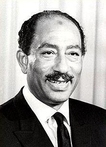 Anwar Sadat, Late third President of Egypt (Egyptian Nubian father, Sudanese Nubian mother).