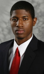 Paul George became the 5th Bulldog basketball player selected in the 1st round of the NBA draft.