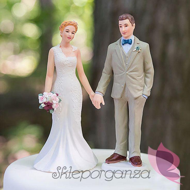 figurki 2015 figurka na tort za ręce igurka na tort figurka weselna styl…
