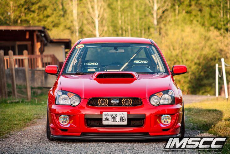 2004 subaru wrx wagon | 2004 Subaru Impreza WRX – Rumble Wagon – 2013 IMSCC Competitor