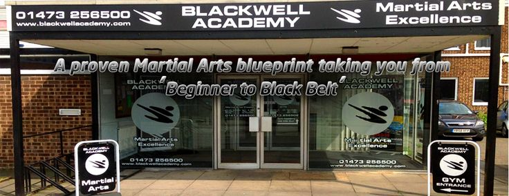 Front of Blackwell Academy Ipswich