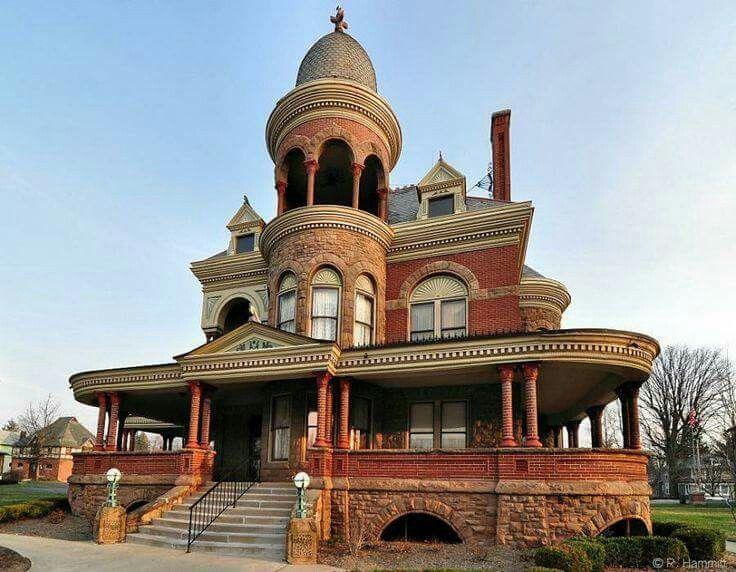 Les 410 meilleures images du tableau victorian houses sur for Architecture victorienne