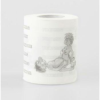 4,90€ Kama Sutra WC-paperi