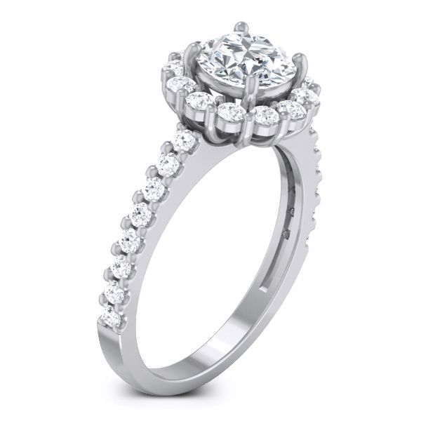 Seraph Solitaire Ring solitaire ring