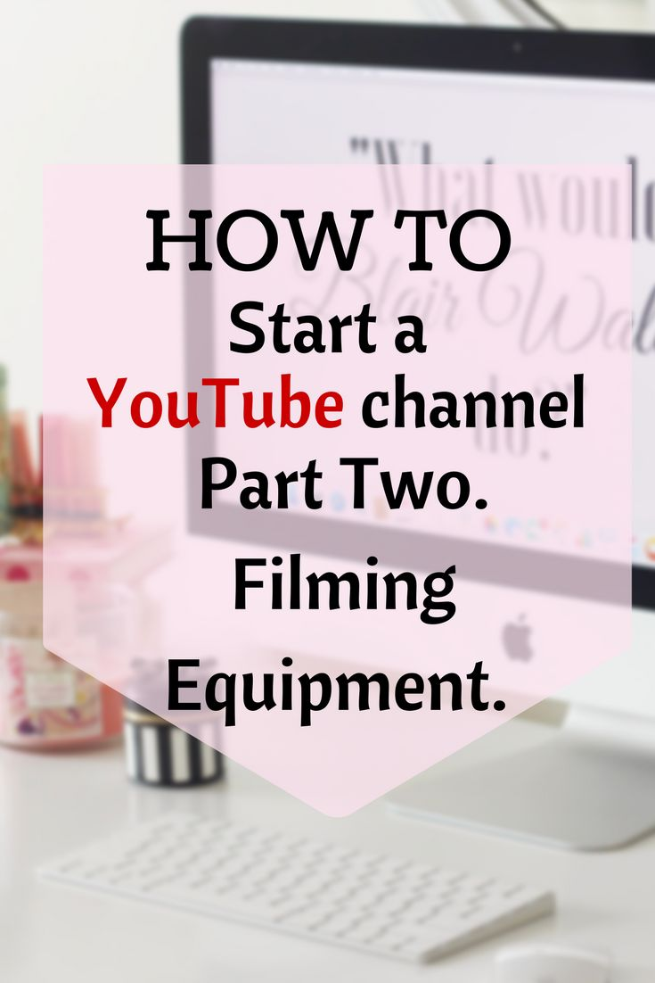 Hello loves! A while back I made a blog post on how to start a YouTube channel   and to my surprise it did very well. Since then, I have b...