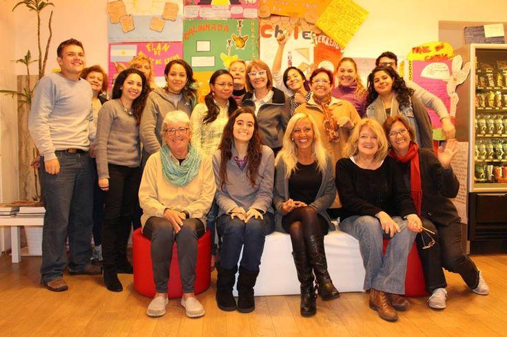 Foto di Classe con i nuovi studenti del mese di Ottobre 2015