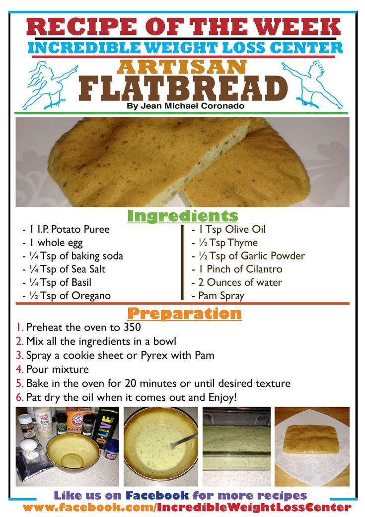 good bread for weight loss